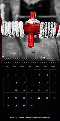 Beauty in Red (Wall Calendar 2019 300 × 300 mm Square) - Produktdetailbild 2