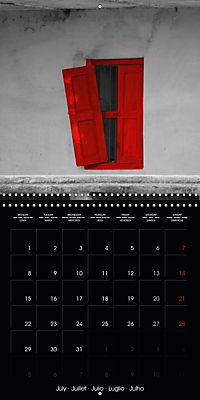 Beauty in Red (Wall Calendar 2019 300 × 300 mm Square) - Produktdetailbild 7