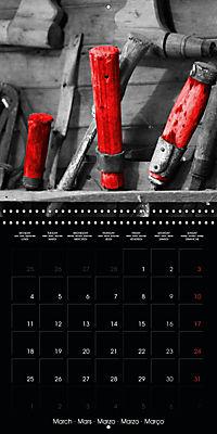 Beauty in Red (Wall Calendar 2019 300 × 300 mm Square) - Produktdetailbild 3
