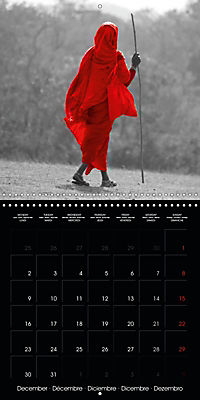 Beauty in Red (Wall Calendar 2019 300 × 300 mm Square) - Produktdetailbild 12