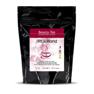 Beauty-Tee, Beutel à 100g von VitalWorld