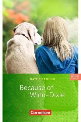 Because of Winn-Dixie, Kate DiCamillo