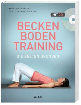 Beckenbodentraining mit Übungsprogramm auf CD, Irene Lang-Reeves, DR. MED. THOMAS VILLINGER