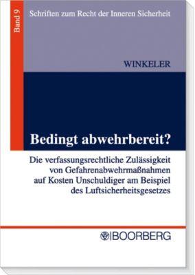Bedingt abwehrbereit?, Frank Winkeler