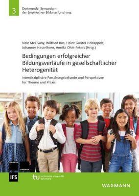Bedingungen erfolgreicher Bildungsverläufe in gesellschaftlicher Heterogenität -  pdf epub