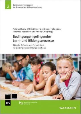 Bedingungen gelingender Lern- und Bildungsprozesse -  pdf epub