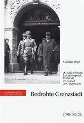 Bedrohte Grenzregion, Matthias Wipf
