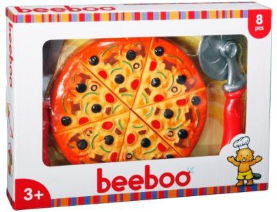 Beeboo Kitchen Pizza mit Zubehör