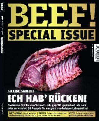 BEEF! - Für Männer mit Geschmack: Sonderh. Special Issue: Ich hab Rücken!