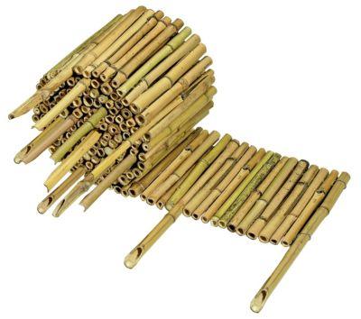 Beeteinfassung Bambus