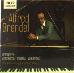 Beethoven: Concertos, Alfred Brendel