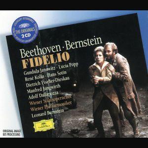 Beethoven: Fidelio, Fischer-Dieskau, Sotin, Kollo, Janowitz, Bernstein