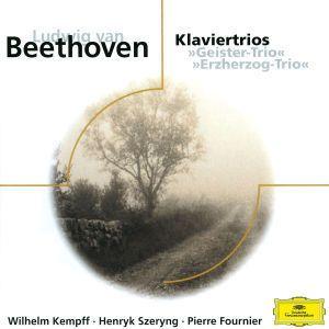 Beethoven: Klaviertrios, Kempff, Szeryng, Fournier