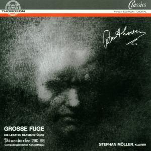 Beethoven: Klavierwerke, Stephan Möller