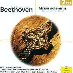 Beethoven: Missa solemnis Op.123, Ludwig van Beethoven
