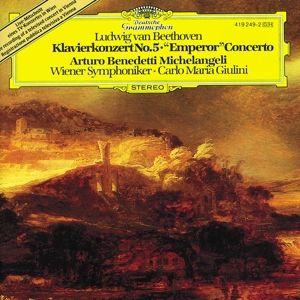 Beethoven: Piano Concerto No.5, Michelangeli, Giulini, Wsy