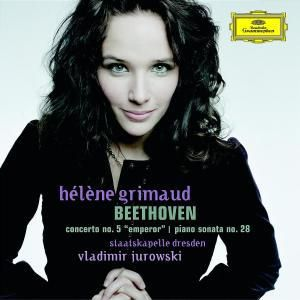 Beethoven: Piano Concerto No. 5, Piano Sonata No.28 in A, Op.101, Helene Grimaud, V. Jurowski, Sd