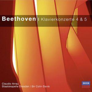 Beethoven: Piano Concertos Nos.4 & 5, Ludwig van Beethoven