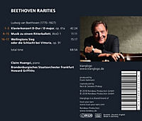 Beethoven Rarities - Produktdetailbild 1