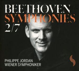 Beethoven: Sinfonien 2 & 7, Wiener Symphoniker