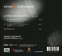 Beethoven: Sinfonien 2 & 7 - Produktdetailbild 1
