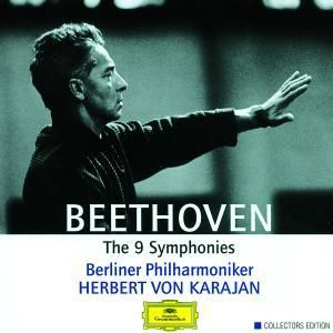 Beethoven: Symphonies Nos.1 & 3 Eroica, Herbert von Karajan, Bp