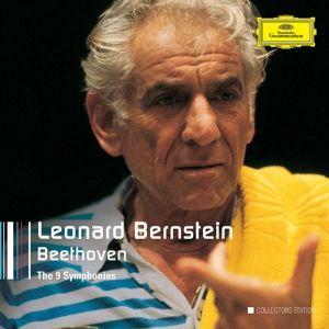 Beethoven: Symphonies Nos.1 & 3 Eroica, Leonard Bernstein, Jones, Schwarz, Kollo, Moll, Wp