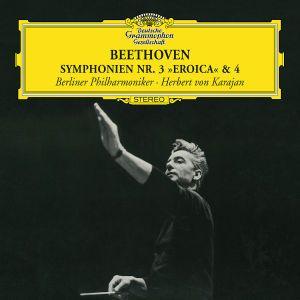 Beethoven: Symphonies Nos.3 Eroica & 4, Herbert von Karajan, Bp