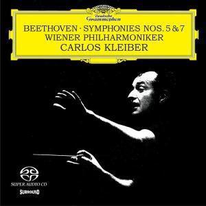 Beethoven: Symphonies Nos. 5 & 7, Carlos Kleiber, Wp