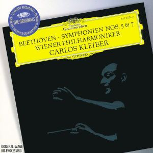 Beethoven: Symphonies Nos.5 & 7, Carlos Kleiber, Wp