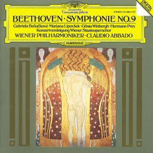 Beethoven: Symphony No.9, Claudio Abbado, Wp