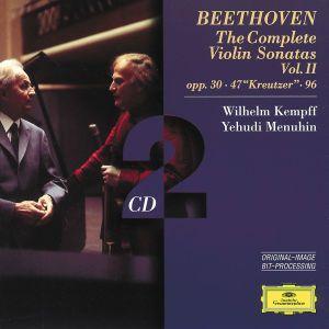 Beethoven: The Complete Violin Sonatas Vol.II, Wilhelm Kempff, Yehudi Menuhin