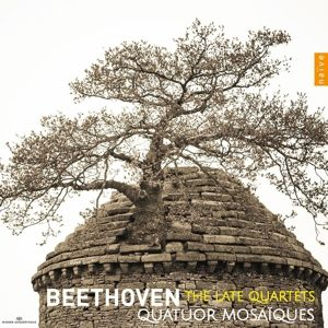 Beethoven The Late Quartets, Quatuor Mosaiques