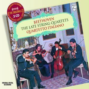 Beethoven: The Late String Quartets, Quartetto Italiano