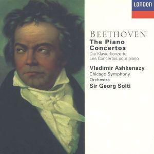 Beethoven: The Piano Concertos, Vladimir Ashkenazy, Georg Solti, Cso