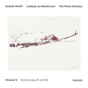 Beethoven: The Piano Sonatas, Vol.5, Andras Schiff