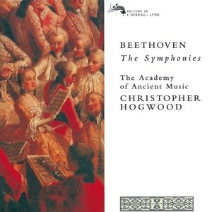 Beethoven: The Symphonies, Christopher Hogwood, Aam