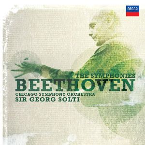 Beethoven: The Symphonies, Georg Solti, Lso