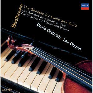 Beethoven: The Violin Sonatas, David Oistrach, Lev Oborin