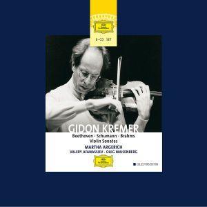 Beethoven: The Violin Sonatas (1), Gidon Kremer
