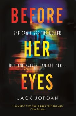 Before Her Eyes, Jack Jordan