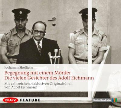 Begegnung mit einem Mörder, 3 Audio-CDs, Jochanan Shelliem