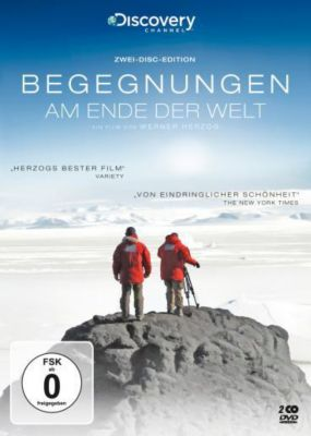 Begegnungen am Ende der Welt, Werner Herzog