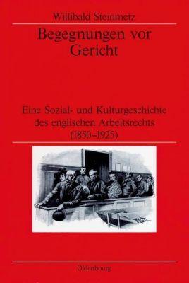 Begegnungen vor Gericht, Willibald Steinmetz