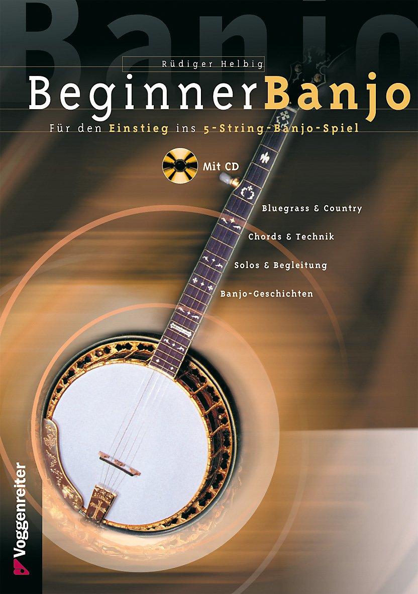 Beginner Banjo, m. Audio-CD Buch portofrei bei Weltbild.de
