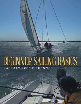 Beginner Sailing Basics, Captain Scott Brenner