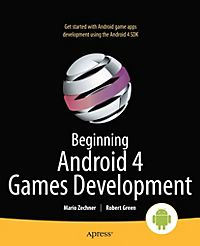 Beginning android games by mario zechner