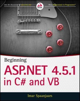 Beginning ASP.NET 4.5.1, Imar Spaanjaars