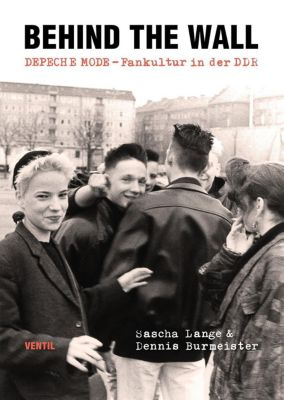 Behind the Wall, Sascha Lange, Dennis Burmeister