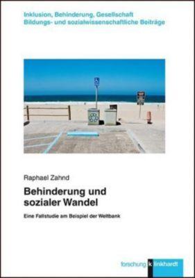 Behinderung und sozialer Wandel - Raphael Zahnd  